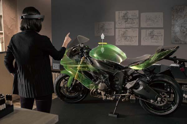 Microsoft HoloLens Holographic Goggles Announced