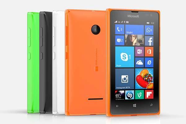 Microsoft Lumia 532 Windows Phone Announced