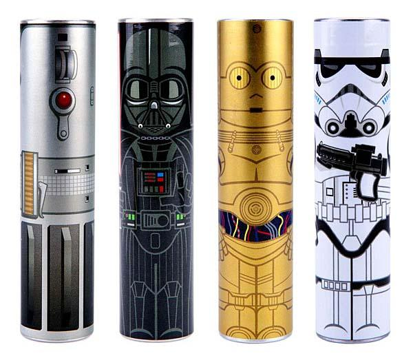 Mimoco MimoPowerTube Star Wars Power Banks