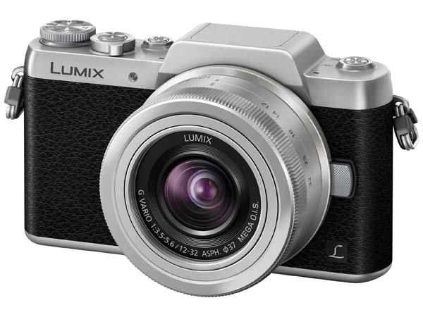 Panasonic Lumix DMC-GF7 Mirrorless Camera Announced