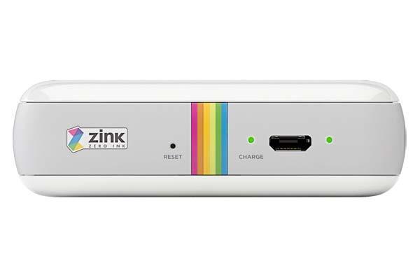 polaroid zip portable photo printer gadgetsin. Black Bedroom Furniture Sets. Home Design Ideas