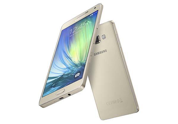 Samsung Galaxy A7 Android Phone Announced