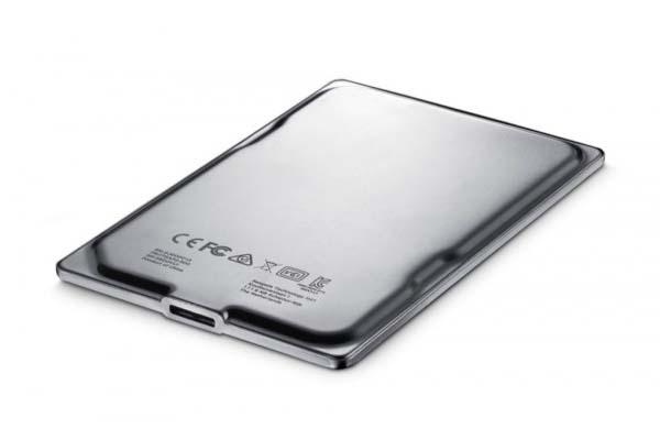 Seagate Seven the Worlds Slimmest Portable Hard Drive