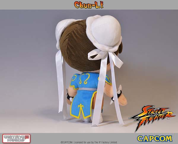 Street Fighter Chun-Li Plush Toy
