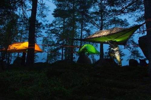 Tentsile Stingray Tree Tent for a New Camping Experience