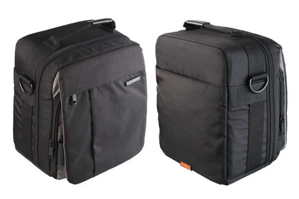 The Flexible Comparment DSLR Camera Bag with Rain Cover