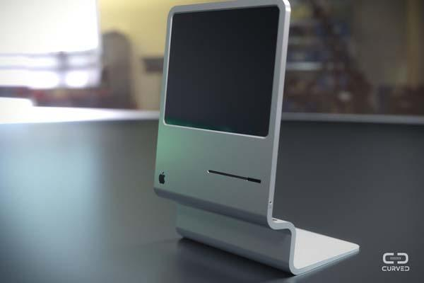 The Futuristic iMac Concept Pays Tribute to Original ...