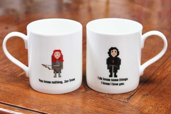 The Handmade Game Of Thrones Coffee Mugs Gadgetsin