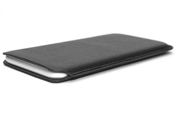The Handmade Leather Sleeve-Styled iPhone 6 Case