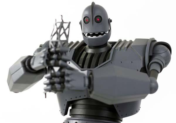 The Iron Giant Deluxe Action Figure Gadgetsin