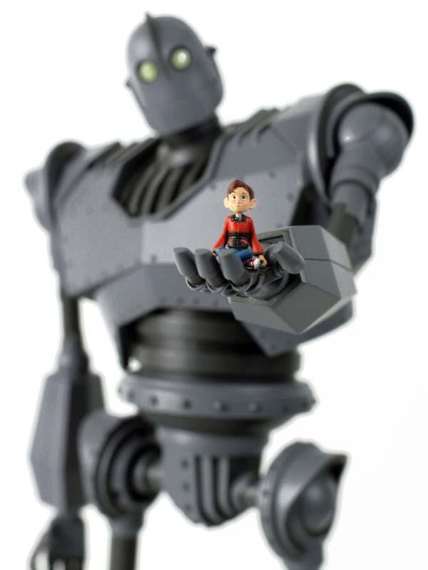 The Iron Giant Deluxe Action Figure