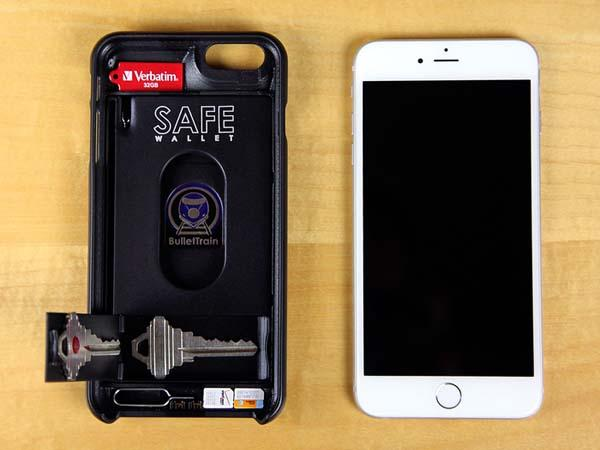 The Safe Wallet iPhone 6 Plus Case