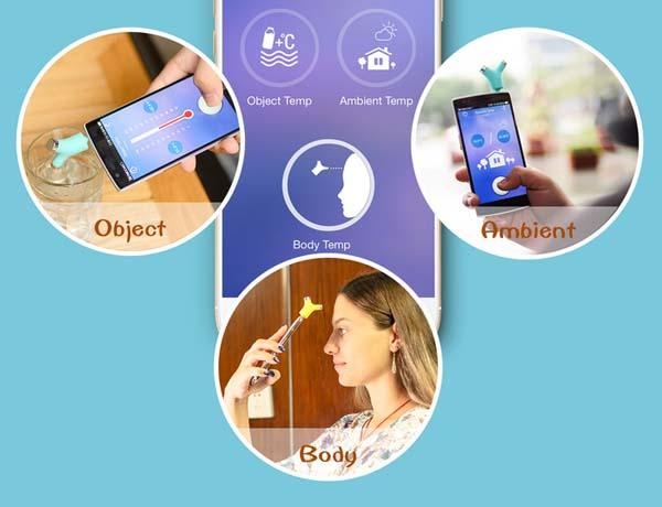 Wishbone An Easy-to-use Smart Thermometer
