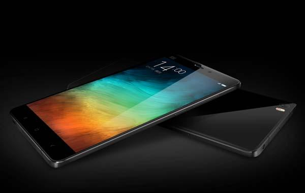 Xiaomi Announced Mi Note and Mi Note Pro Smartphones