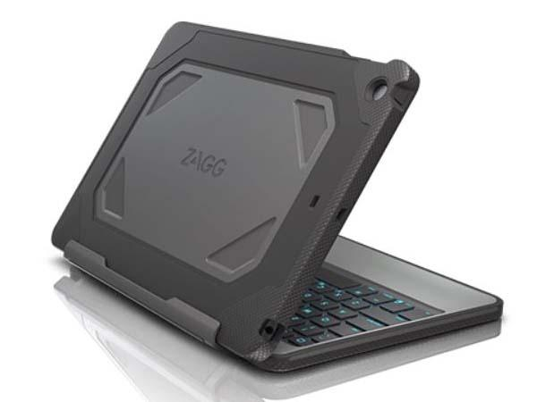Zagg Rugged Book Ipad Air 2 Case Gadgetsin