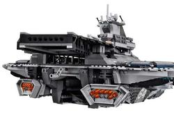 76042 Avengers SHIELD Helicarrier LEGO Set Announced