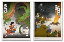 More Ukiyo-e Heroes Art Prints Available