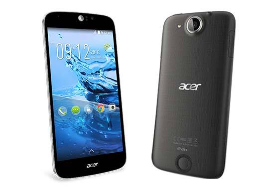 Acer Liquid Jade Z Android Phone Announced