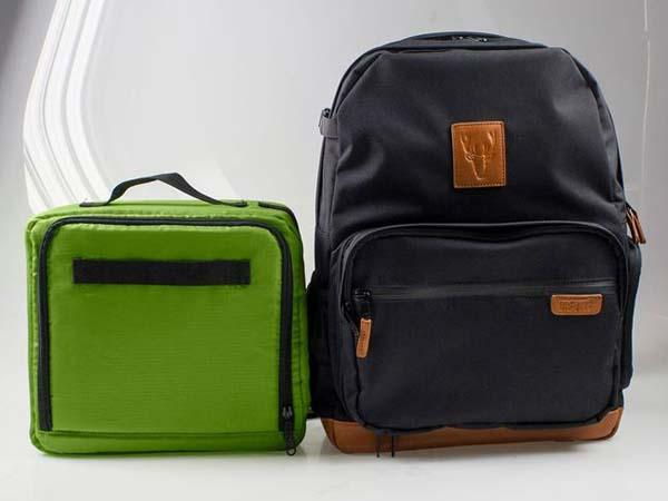 Brevitē Camera Backpack with a Removable Insert