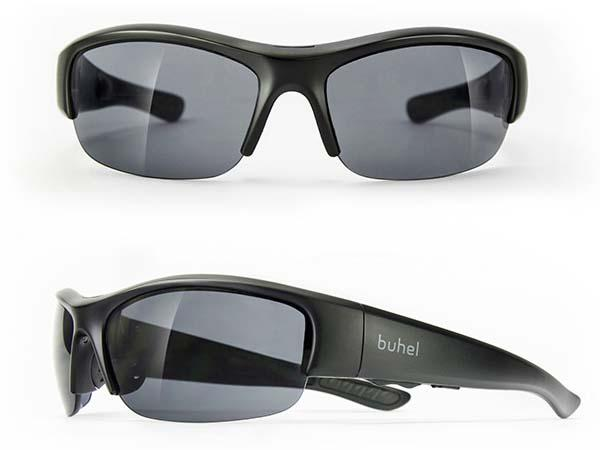 Buhel SOUNDglasses Sunglasses Let You Makes Calls and Listen to Music without Earphones