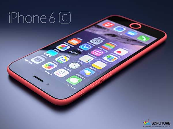 Concept Apple iPhone 6c