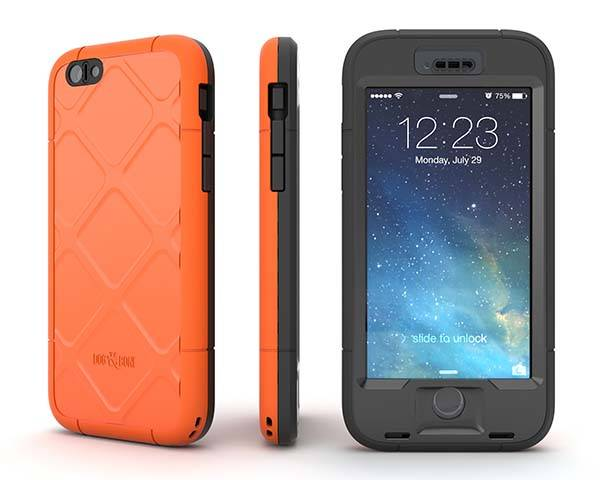Dog & Bone Wetsuit Waterproof iPhone 6 Plus and iPhone 6 Cases
