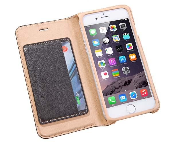 Draco Flip Leather iPhone 6 Case