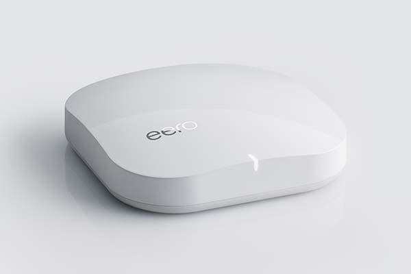 Eero Wireless Router Provides Mesh Network for More Reliable WiFi