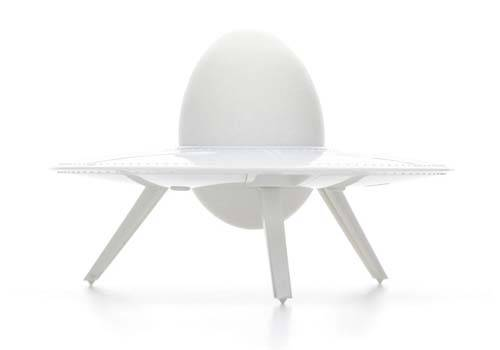 Egg 51 UFO-Shaped Egg Cup