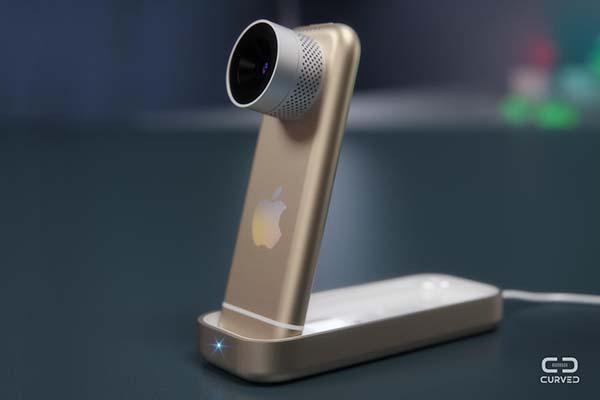 iPro Concept Action Camera Inspired by iPhone and iPod