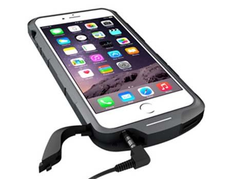 iWalk Rugged Power iPhone 6 Battery Case