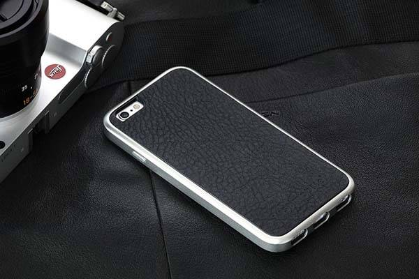 Just Mobile AluFrame Leather iPhone 6 Case
