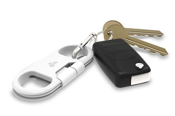 Kanex GoBuddy+ Charging Cable with Bottle Opener
