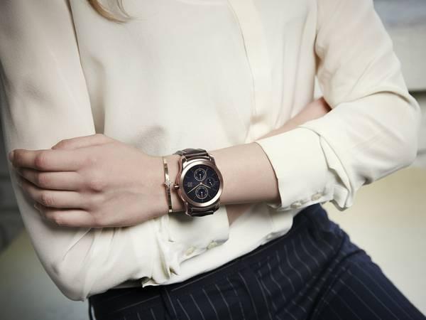 LG Watch Urbane Smartwatch Announced