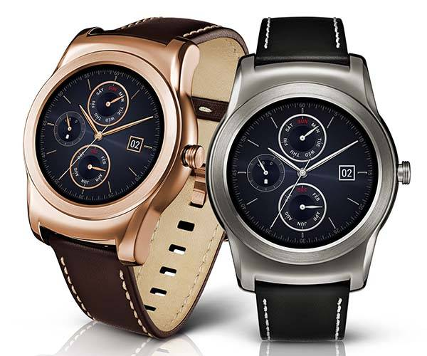 LG Watch Urbane Smartwatch Announced