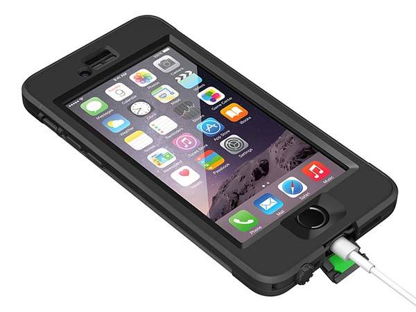 Lifeproof n 252 252 d waterproof iphone 6 plus and iphone 6 cases