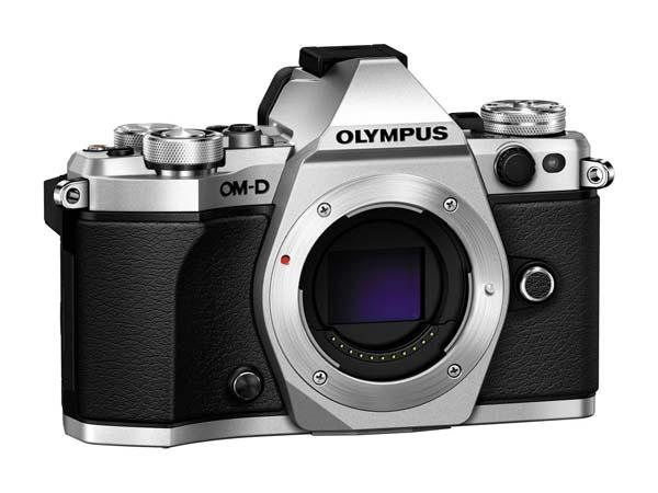 olympus om d e m5 mark ii mirrorless camera announced gadgetsin. Black Bedroom Furniture Sets. Home Design Ideas