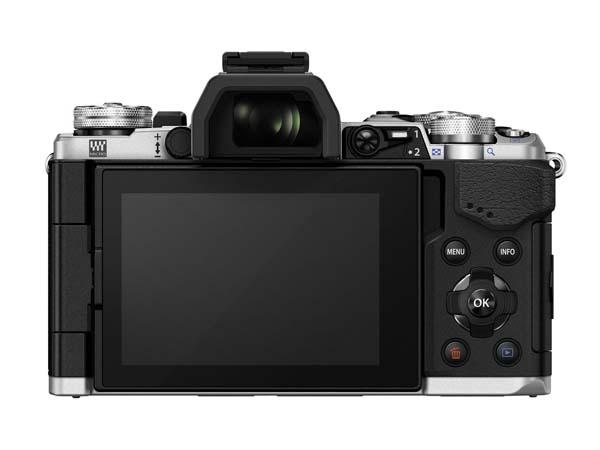 Olympus OM-D E-M5 Mark II Mirrorless Camera Announced