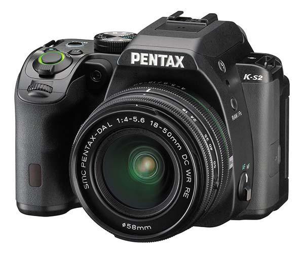 Pentax K-S2 DSLR Camera Announced