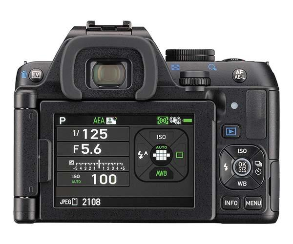 Pentax K-S2 DSLR Camera Announced