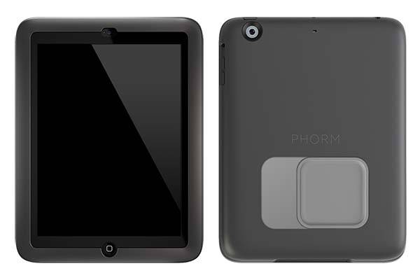 Phorm iPad Mini Case with Finger Guides for Better Typing Experience