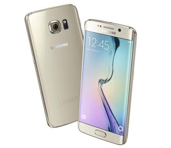 samsung galaxy s6 edge android phone announced gadgetsin. Black Bedroom Furniture Sets. Home Design Ideas