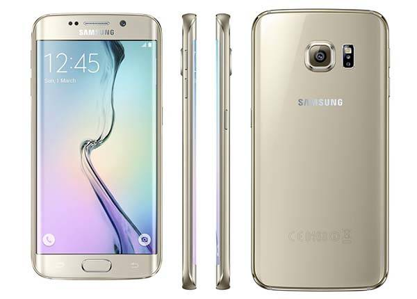 Samsung Galaxy S6 Edge Android Phone Announced
