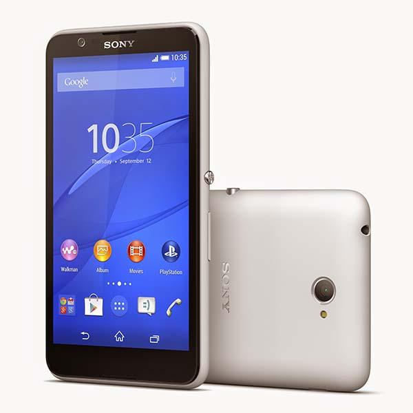 Sony Xperia E4 Entry-Level Android Phone Announced