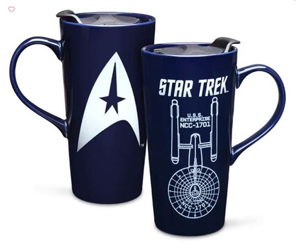 Star Trek Heat Changing Travel Mug