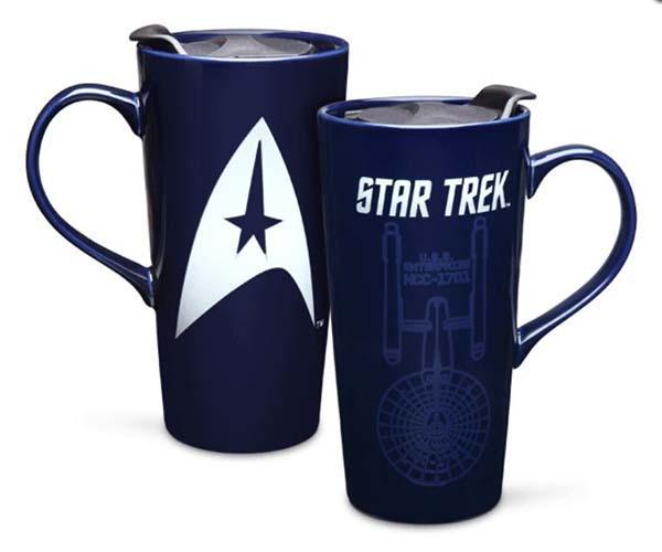 Star Trek Heat Changing Travel Mug