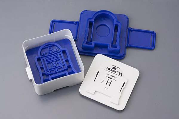 Star Wars Pouch Sandwich Makers