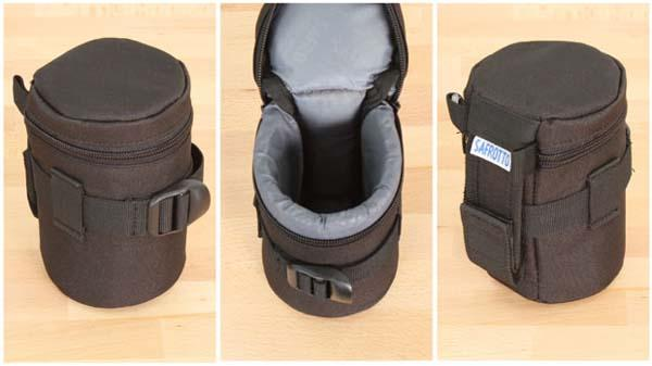The Attachable Camera Lens Side Bag