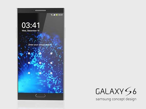 The Concept Samsung Galaxy S6 Smartphone