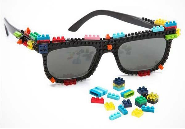 The Customizable Nanoblock Sunglasses